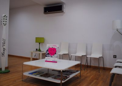 Sala de Espera - Vista 01